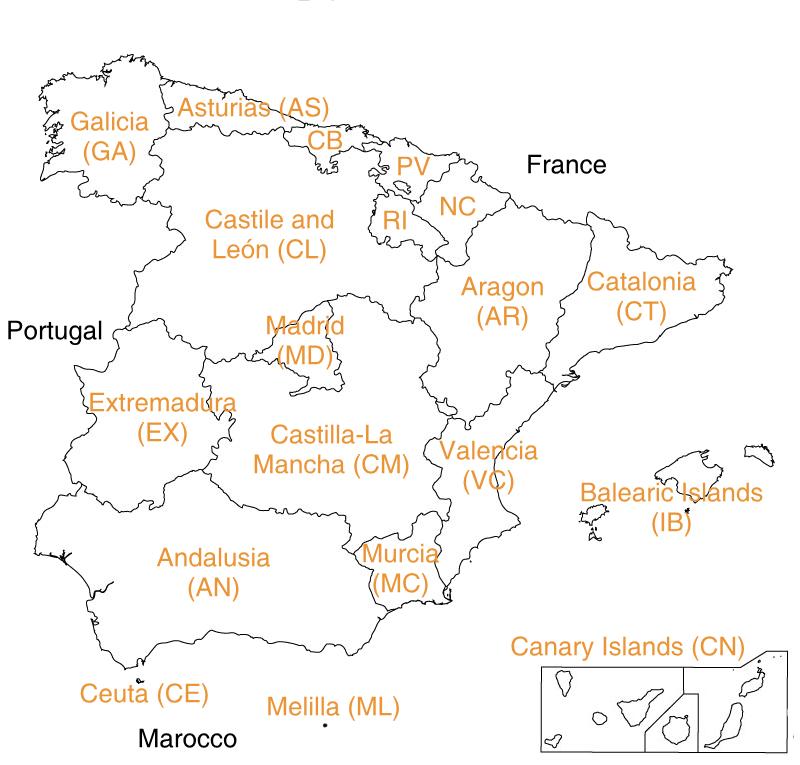 Jours Feries Espagne 2019